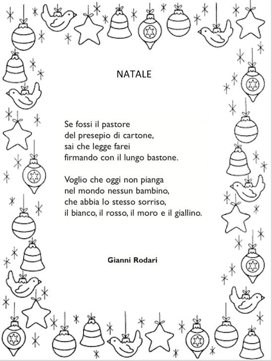 Poesia Natale Rodari.Una Casa Per Crescere Calendario Dell Avvento Appunti E Soluzioni